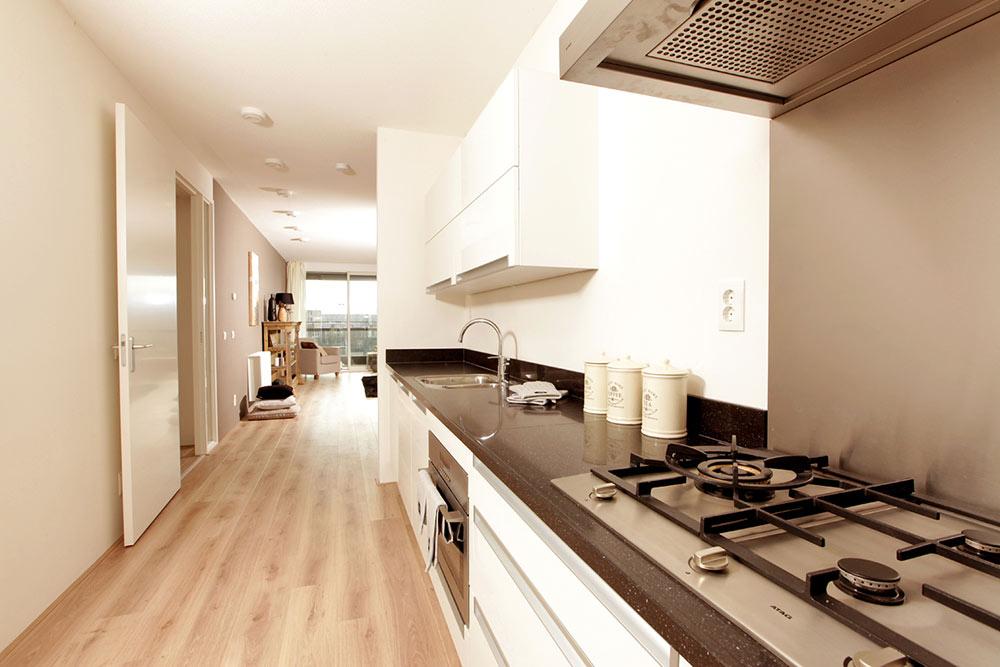 Keuken styling modelwoning door Huismetstyle