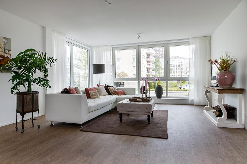 Portfolio huismetstijl Inrichting kleine woonkamer