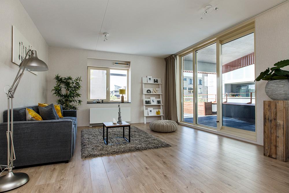 Modelwoning casa leblon almere huismetstijl - Interieur van een huis ...