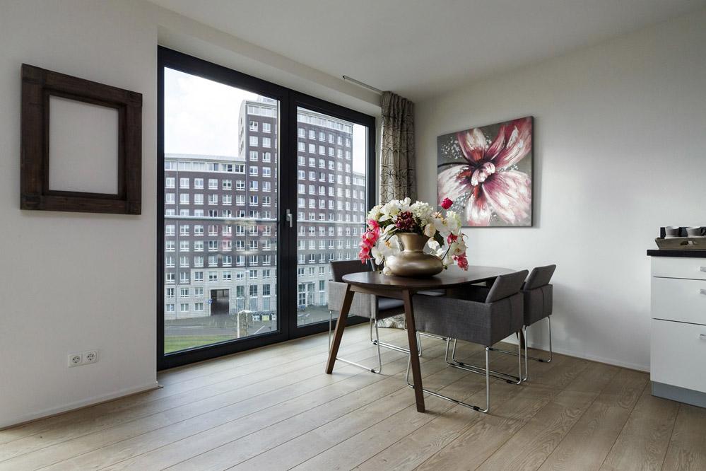 Eetkamer - Project Stadsbaken te Den-Haag - Modelwoning HuismetStijl