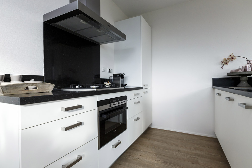 Keuken Modelwoningen - Den-Haag - HuismetStijl