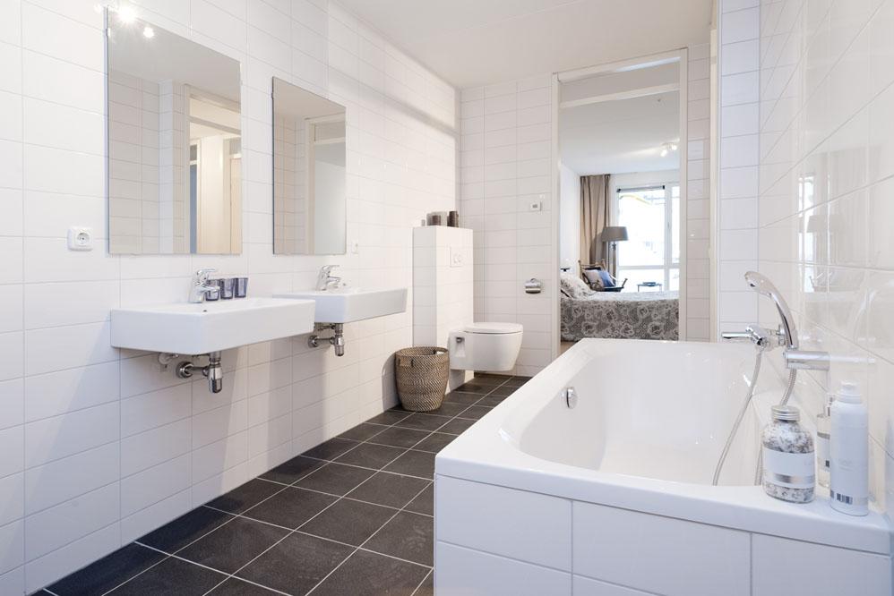 Badkamer inrichten Tilburg Modelwoningen