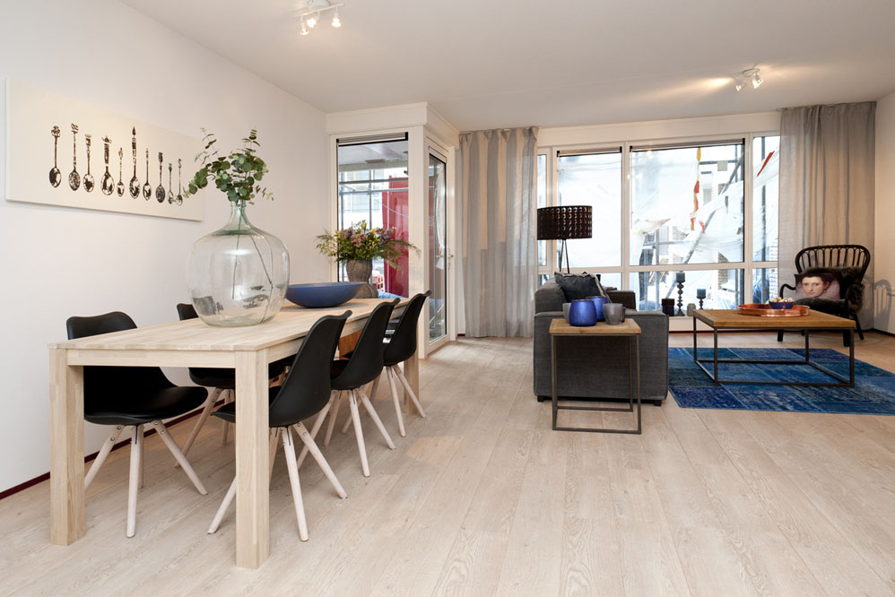 Woonkamer styling en inrichting door huismetstijl motorcycle review and galleries - Eetkamer en woonkamer ...