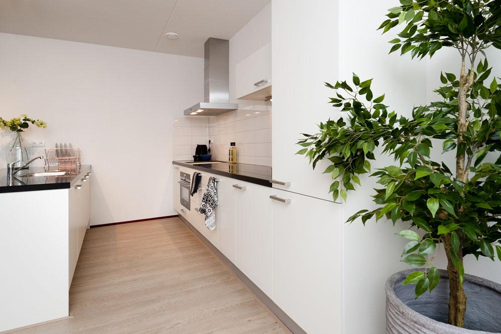 Modelwoning Tilburg Keuken