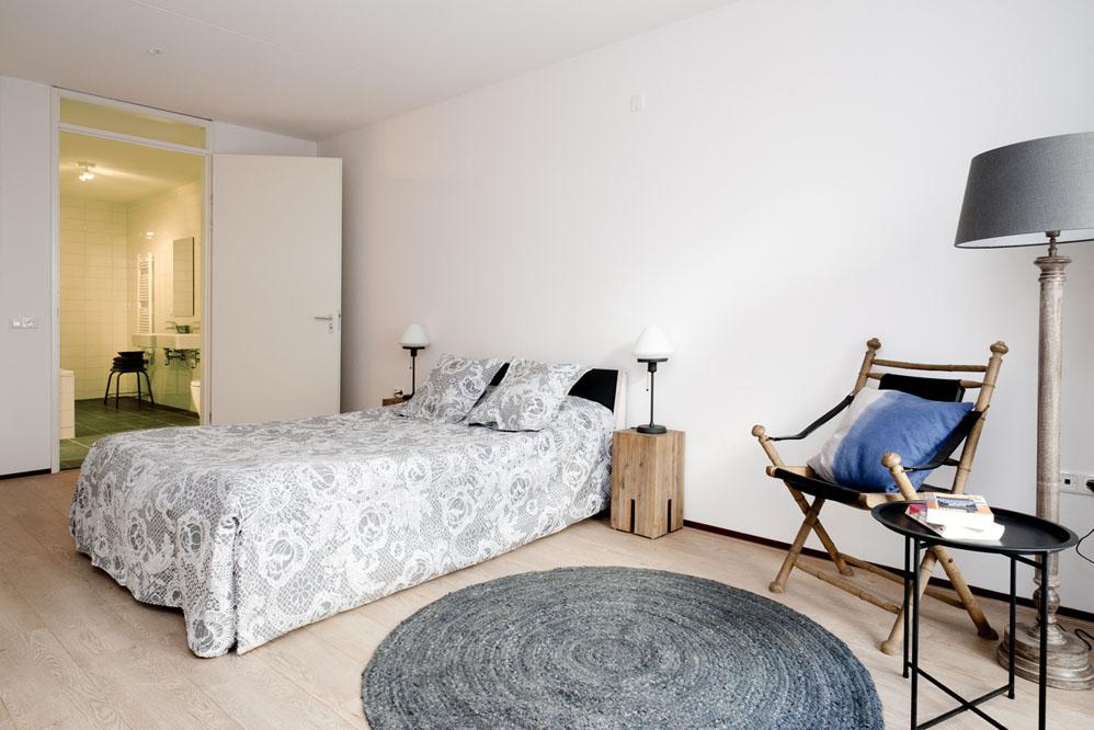 Slaapkamer inrichten modelwoningen huismetstijl Tilburg
