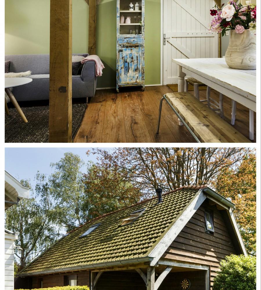 Inrichting van Airbnb ruimte door HuismetStijl